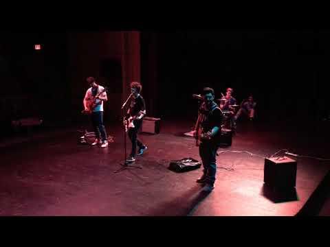 Marblehead High School senior show void