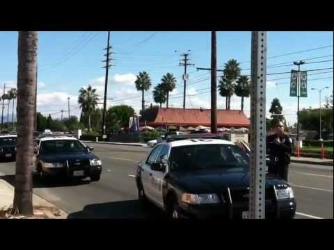 Open Carry Rifle and Pistol, Santa Ana P.D.