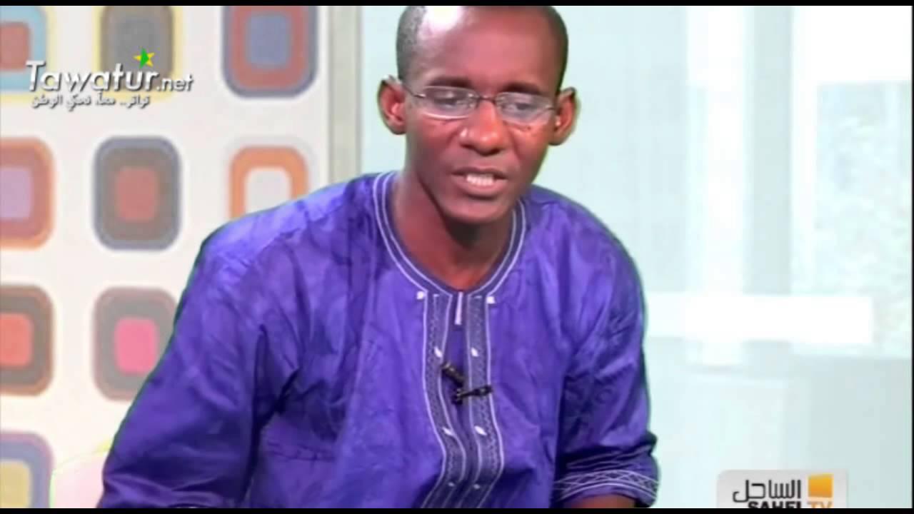 برنامج هذا الصباح على قناة الساحل حول الزخرفة الولاتية مع الباحث د.إبراهيم ولد سيد محمد
