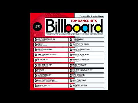 Billboard Top Dance Hits   1980