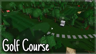 ROBLOX | Welcome To Bloxburg: Golf Course 150k+
