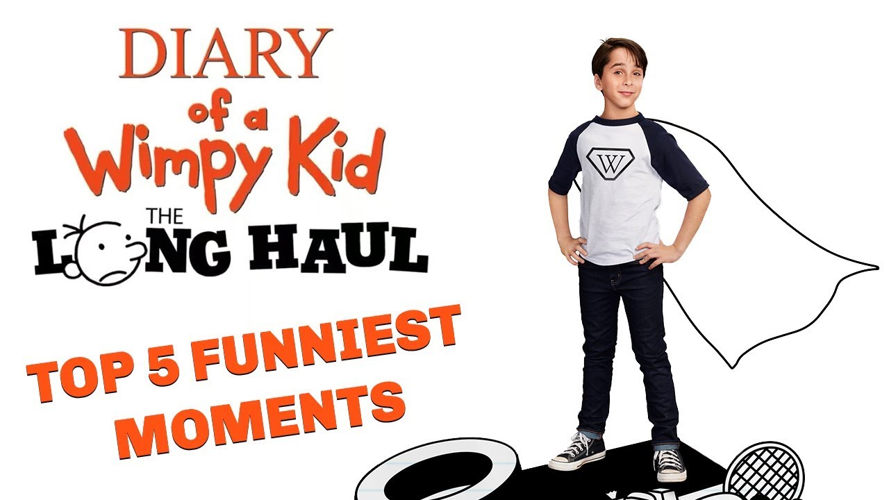 Diary of a Wimpy Kid: The Long Haul Top 5 Funniest Moments