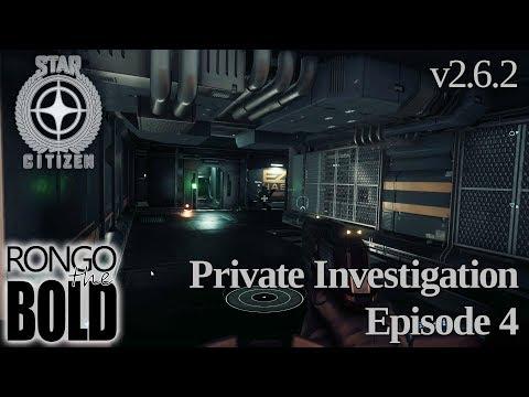 Star Citizen | Exploration | Episode 4 | Private investigation