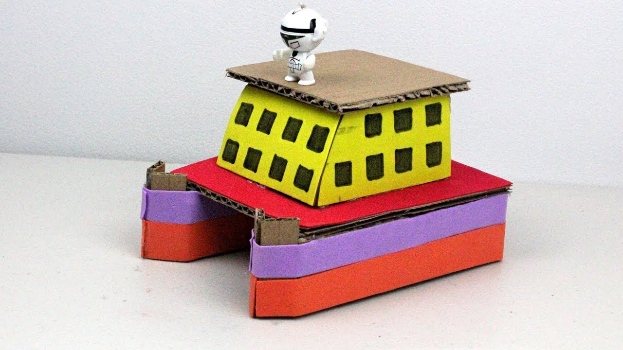 3 Beautiful Diy Cardboard Boat Toys Easy And Simple Crafts For