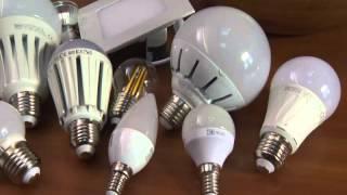 LED žárovky - z pořadu POLOPATĚ vysílaného na ČT dne 18.10.2015.