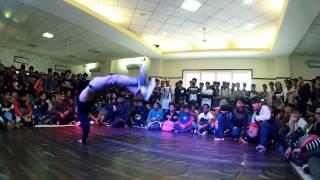 Breakin' Showcase | Sweat It Out Vol -2 by Techno Kamaal Crew | New Delhi, India