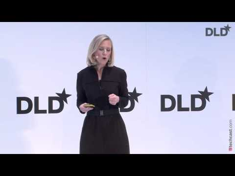 Images: The New Global Language of the Internet (Marne Levine, COO at Instagram) | DLD16