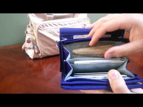 Kipling Pixi Wallet Review