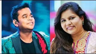 AR rahman - Sadhana sargam hit Audio jukebox