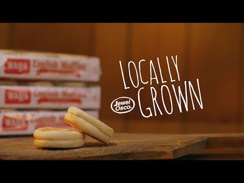 Locally Grown- Bays English Muffins, Chicago, IL