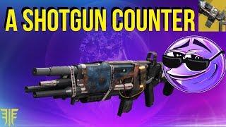 A SHOTGUN COUNTER!?(Salty hate mail) Destiny 2 Forsaken