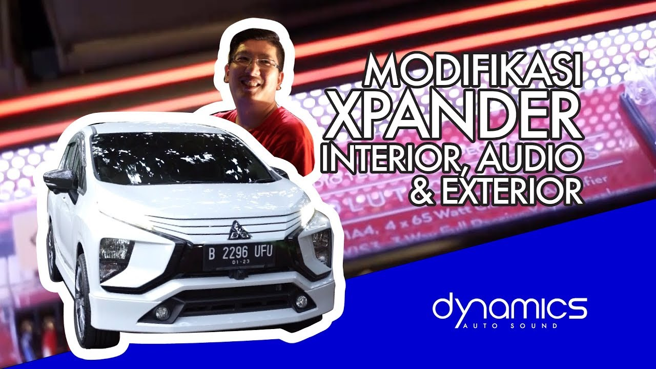 Modifikasi Mitsubishi XPANDER Sport Lengkap Dengan SPEC Dan HARGA
