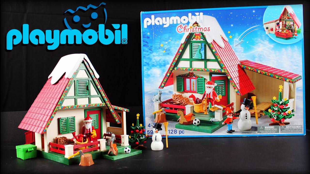 Playmobile Christmas