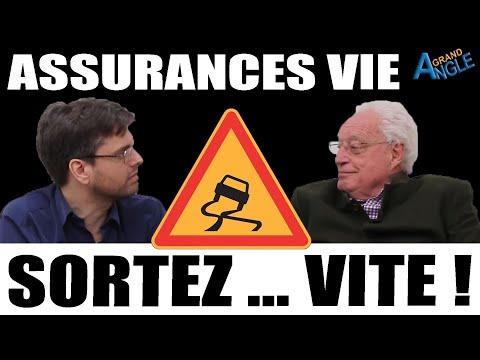 ALERTE Charles Gave : Retirez votre argent maintenant ! Les assurances vie en euros sont condamnées.