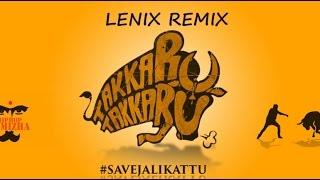 Hiphop Tamizha - Takkaru Takkaru (LENIX REMIX) | Support for Jallikattu