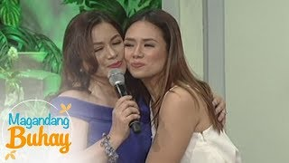 Magandang Buhay: Danica's touching message for her momshie Dina