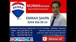 RE/MAX Armoni ofisinden Emrah Şahin hakkında ki değerli görüşler