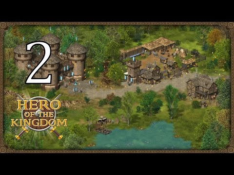 Hero Of The Kingdom Episode 2 - Searching For Fame! Exploring North!