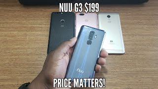 Nuu G3 Smartphone   72 Hours later Mini Review