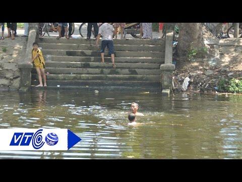 Huế: Đau xót 1 ngày 5 trẻ em chết đuối | VTC