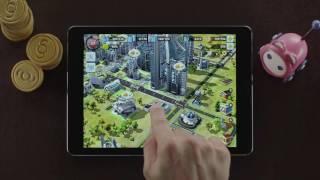 SimCity BuildIt | Tips & Tricks - OMEGA item storage
