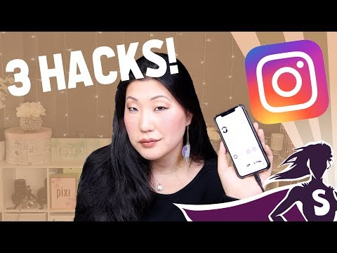 How To Add Spaces And Custom Fonts In Instagram!