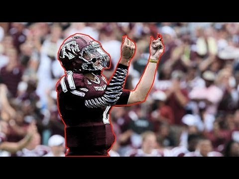 6f962743c Ultimate Johnny Manziel HIGHLIGHTS TEXAS (A M)© - YouTube