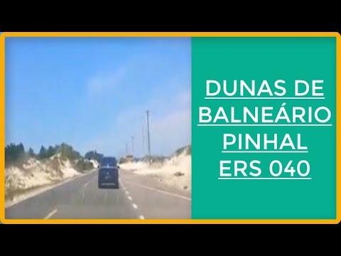 DUNAS E LAGOA DE BALNEÁRIO PINHAL/RS