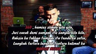 Download Lagu Rap like MK (K-Clique) •Compilation• (LIRIK) 13 LAGU!! mp3