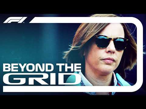 Claire Williams Interview | Beyond The Grid | Official F1 Podcast