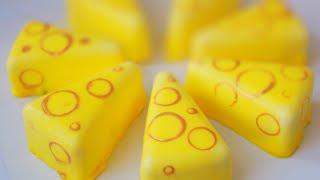 עוגת 8 הטעמים - גרסת הגבינה | מוס גבינה עם הפתעות