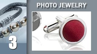 03. Juwelry Photo. Сербрянные запонки с гравировкой - сложно...но не для нас
