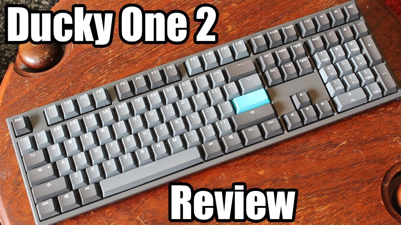 Ducky One 2 Review - Simple & Superb Keyboard