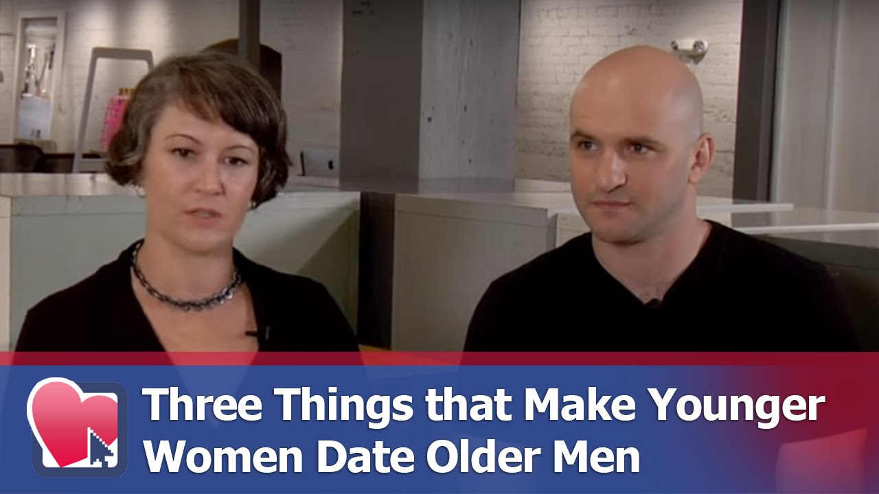 Name for younger woman dating older man