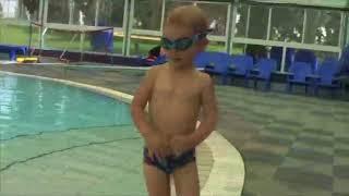 Как научить ребенка плавать   УРОК 4 СТРЕЛОЧКА