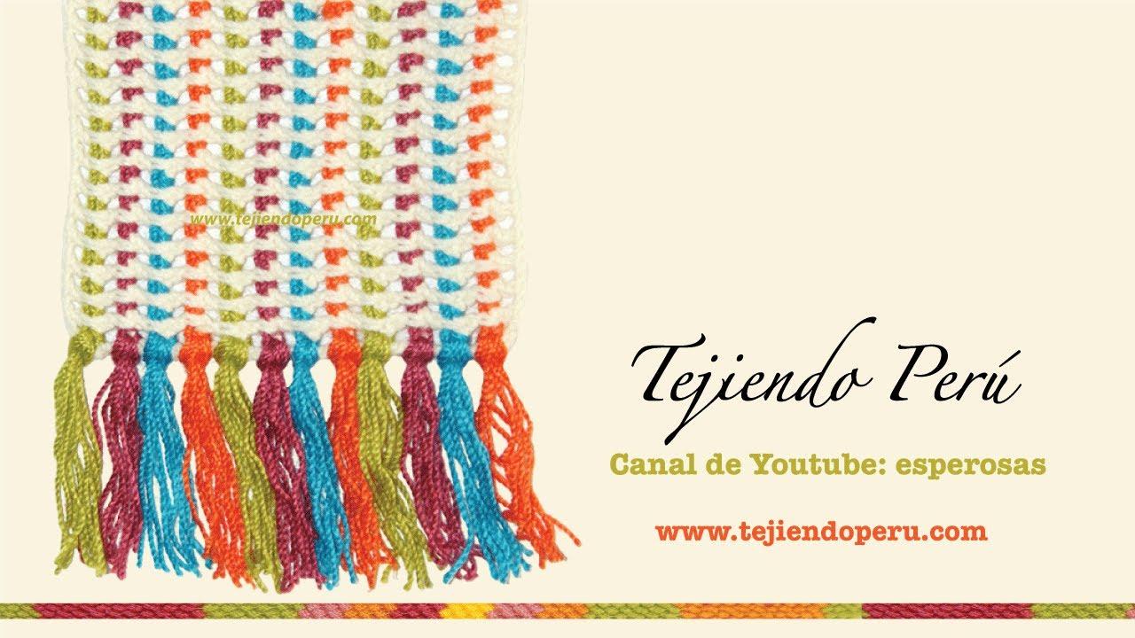Vistoso Sencillos Patrones De Crochet Manta Para Principiantes ...