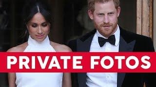 Meghan und Harry: Hacker veröffentlicht private Hochzeitsfotos