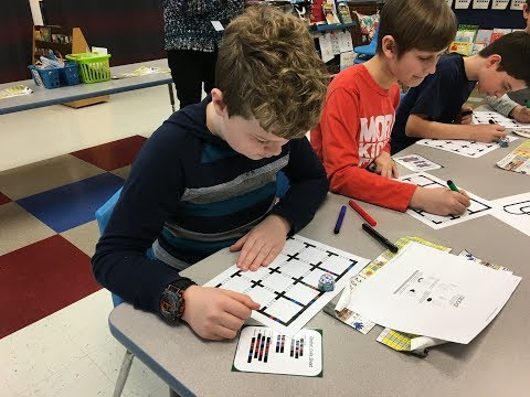 Learning with Ozobots - STEM at Hinkletown Mennonite School
