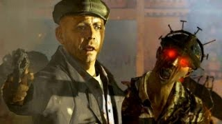 Repeat youtube video Mob of the Dead: The Storyline (Intro Cutscene for Uprising DLC Zombies Gameplay Story)