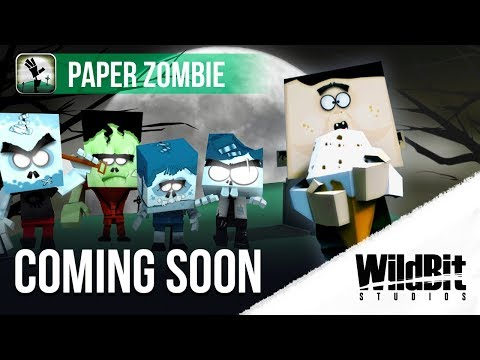 Paper Zombie: Coming Soon