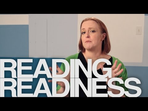 Reading Readiness (LL21)