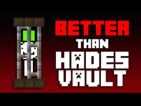 CreaVault – A BETTER Prison than Hades Vault (inescapable)