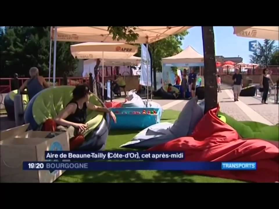 reportage france 3 bourgogne body boomers aire d 39 autoroute de beaune tailly youtube. Black Bedroom Furniture Sets. Home Design Ideas