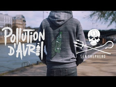Vidéo Pollution d'Avril – Sea Shepherd