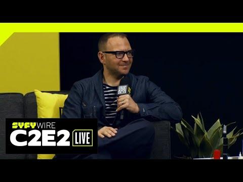 WATCH C2E2: Cory Doctorow talks tech and Superman punching out Nazis