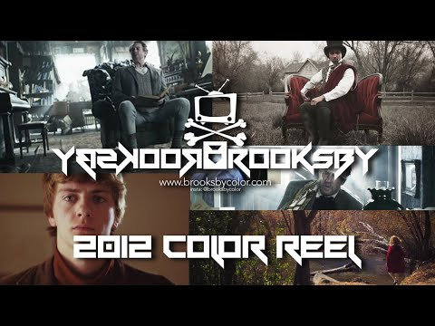 2012 DaVinci Resolve Color Reel
