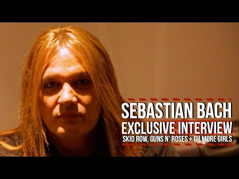 Sebastian Bach on Potential Skid Row Reunion, Guns N' Roses + Return to 'Gilmore Girls'