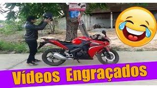 Vídeos Engraçados - Rolê de Moto