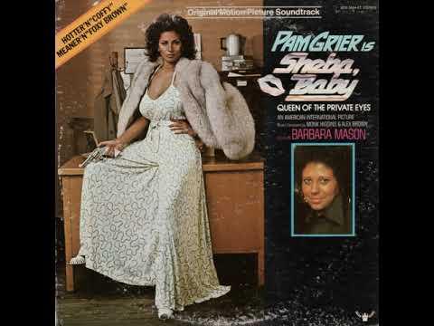Sheba, Baby (full album) - Monk Higgins & Alex Brown [1975 Funk Soundtrack]