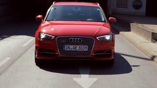 Audi A3 e-tron Concept 2013 Videos